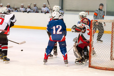 Металлург-2000 (Магнитогорск) - Белые Медведи-2000 (Челябинск).24-25 ноября 2012