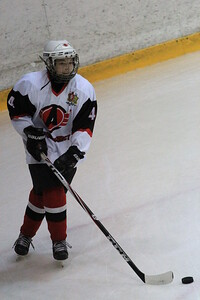 Металлург-2002 (Магнитогорск) - Спартаковец-2002 (Екатеринбург) 5:4 Б. 12 января 2014