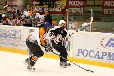 Трактор-95 (Челябинск) - Спутник-95 (Нижний Тагил) 4:0. 2 марта 2012