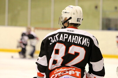Трактор-1995 (Челябинск) - Авангард-1995 (Омск) 2:3. 7 января 2012