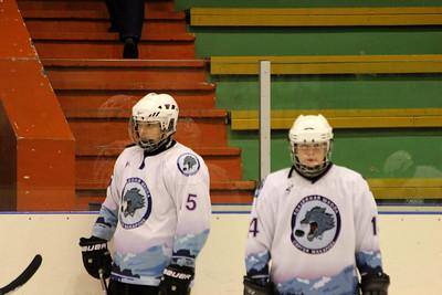 Трактор-1995 (Челябинск) -Школа Макарова-1995 (Челябинск) 8:2. 9 октября 2011