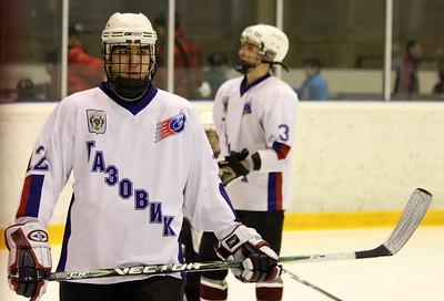 Трактор-1995 (Челябинск) - Газовик-1995 (Тюмень) 7:1. 28 января 2012