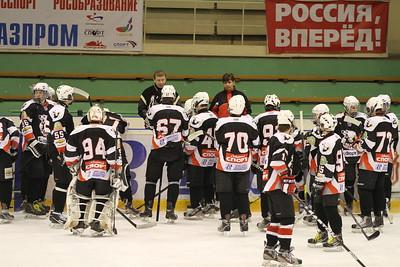 Трактор-1996 (Челябинск) - Молот-1996 (Пермь) 9:0. 26 января 2013