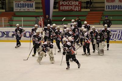 Трактор-1996 (Челябинск) - Металлург-1996 (Новокузнецк) 8:1. 27 марта 2013