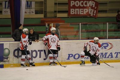 Трактор-1996 (Челябинск) - Нефтяник-1996 (Сургут) 5:2. 20 января 2013