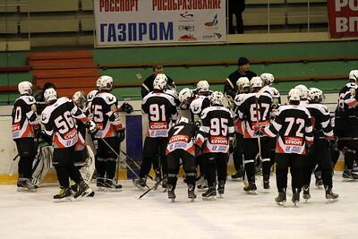 Трактор-1996 (Челябинск) - Авангард-1996 (Омск) 4:2. 1 декабря 2012