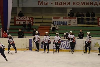 Трактор-1996 (Челябинск) - ЦСКА-1996 (Москва) 3:4. 25 марта 2013