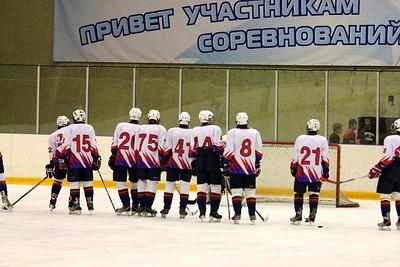 Трактор-1996 (Челябинск) - Металлург-1996 (Магнитогорск) 2:3. 1 октября 2011