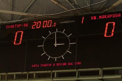Трактор-1996 (Челябинск) - Школа Макарова-1996 (Челябинск) 10:0. 11 ноября 2012