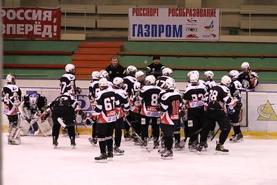 Трактор-1996 (Челбяинск) - Металлург-1996 (Магнитогорск) 5:2. 15 сентября 2012