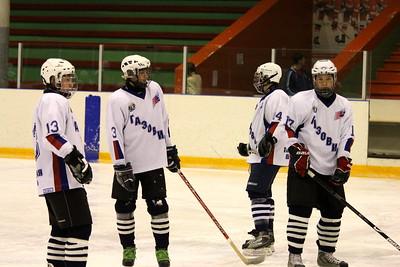Трактор-1996 (Челябинск) - Газовик-1996 (Тюмень) 8:2. 22 октября 2011