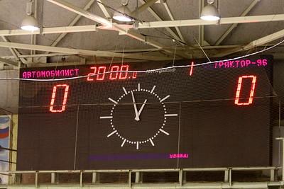 Трактор-1996 (Челябинск) - Автомобилист-1996 (Екатеринбург) 5:0. 26 февраля 2012