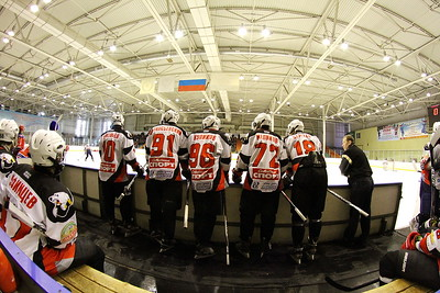 Трактор-1996 (Челябинск) - ЦСКА-1996 (Москва) 3:4 Б. 30 марта 2013
