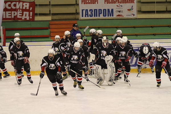 Трактор-1997 (Челябинск) - Металлург-1997 (Магнитогорск) 4:3. 23 февраля 2013