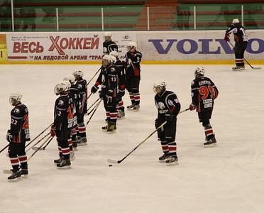 Трактор-1997 (Челябинск) - Металлург-1997 (Магнитогорск) 2:0. 24 февраля 2013