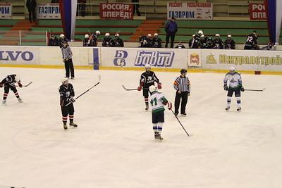 Трактор-1997 (Челябинск) - Салават Юлаев-1997 (Уфа) 8:2. 16 февраля 2013