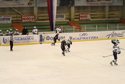 Трактор-1997 (Челябинск) - Салават Юлаев-1997 (Уфа) 6:0. 17 февраля 2013