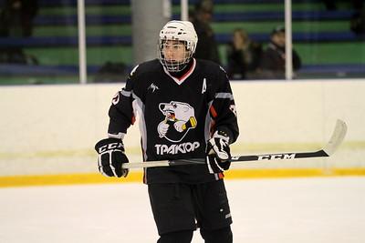 Нападающий команды Трактор 1997 года рождения Яков Тренин рассказал в интервью 74hockey.ru о личных и командных достижениях