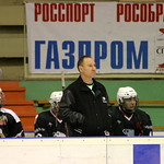 Александр Рожков, тренер команды Трактор, 1997