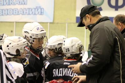 Трактор-1997 (Челябинск) - Школа Макарова-1997 (Челябинск) 7:0. 5 февраля 2012