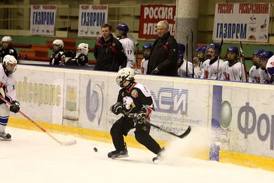 Трактор-1997 (Челябинск) - Сибирь-1997 (Новосибирск) 7:3. 7 января 2012