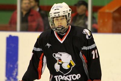 Трактор-1997 (Челябинск) - Газовик-1997 (Тюмень) 11:4. 22 октября 2011