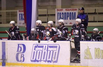 Трактор-1997 (Челябинск) - Спартаковец-1997 (Екатеринбург) 8:1. 8 сентября 2012
