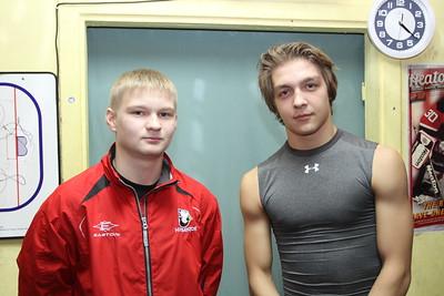 Игроки команды Трактор 1997 года рождения Иван Безруков и Максим Шипин рассказывают в интервью 74hockey.ru о своей команде и о планах на будущее.