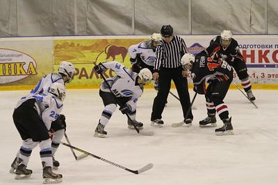 Команда Трактор 1997 года рождения обыграла в повторном матче чемпионата России челябинский Мечел со счетом 8:3.