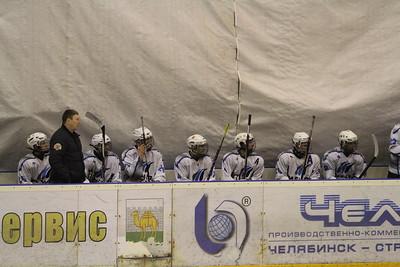 Трактор-1997 (Челябинск) - Мечел-1997 (Челябинск) 8:3. 26 января 2014