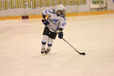 Трактор-1997 (Челябинск) - Мечел-1997 (Челябинск) 5:0. 25 января 2014