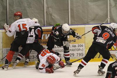 Трактор-1997 (Челябинск) - Спартаковец-1997 (Екатеринбург) 4:2. 9 января 2014