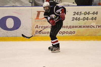 Трактор-1997 (Челябинск) - Спартаковец-1997 (Екатеринбург) 9:3. 10 января 2014