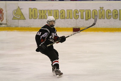 Трактор-1997 (Челябинск) - Тюменский Легион-1997 (Тюмень) 7:4. 9 марта 2014