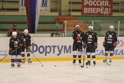Трактор-1998 (Челябинск) - Авангард-1998 (Омск) 9:3. 15 декабря 2012