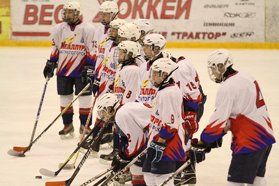 Трактор-1998 (Челябинск) - Металлург-1998 (Магнитогорск) 6:2. 23 февраля 2013