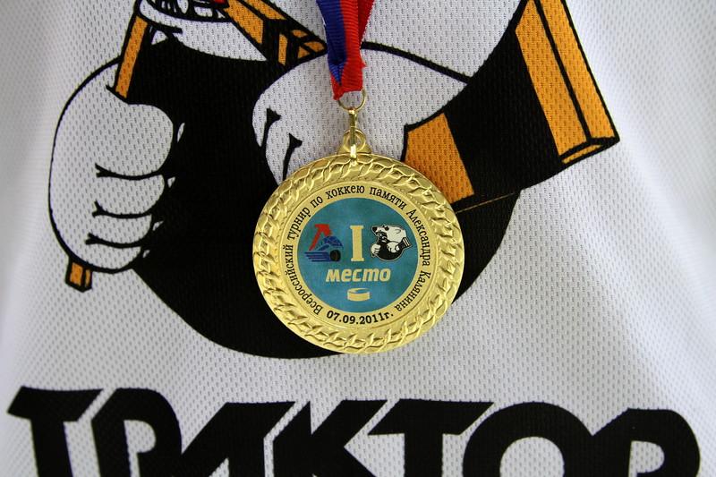 В Челябинске завершился турнир памяти Александра Калянина