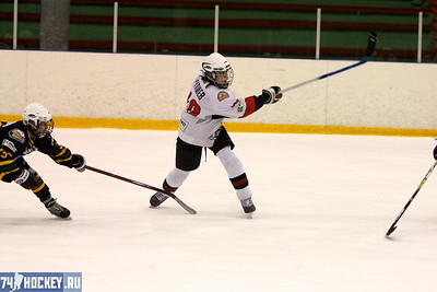 Трактор-1998 (Челябинск) - Белые Медведи-1998 (Челябинск) 11:3. 11 февраля 2012