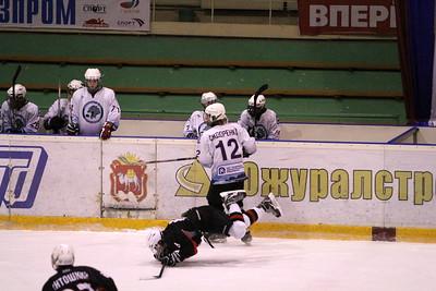 Трактор-1998 (Челябинск) - Школа Макарова-1997 (Челябинск) 12:1. 15 сентября 2012