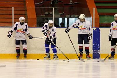 Трактор-1998 (Челябинск) - Металлург-1998 (Магнитогорск) 12:1. 18 февраля 2012