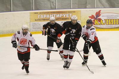 Команда Трактор 1998 года рождения обыграла омский Авангард со счетом 11:5 в матче чемпионата России