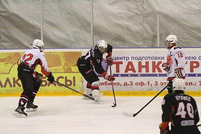 Трактор-1998 (Челябинск) - Авангард-1998 (Омск) 11:5. 1 марта 2014