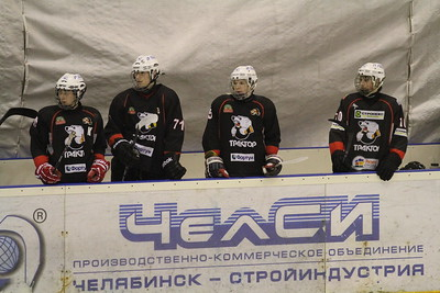Трактор-1998 (Челябинск) - Авангард-1998 (Омск) 15:2. 2 марта 2014