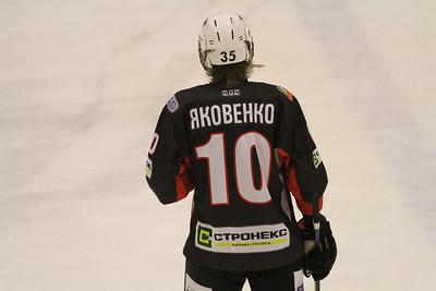 Трактор-1998 (Челябинск) - Автомобилист-1998 (Екатеринбург) 15:1. 22 ноября 2014