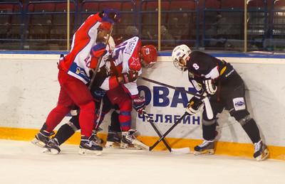 Трактор-1998 (Челябинск) - ЦСКА-1998 (Москва) 3:2. 22 апреля 2015