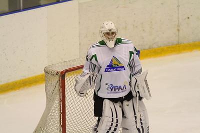 Трактор-1998 (Челябинск) - Салават Юлаев-1998 (Уфа) 8:1. 4 октября 2014