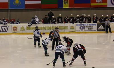 Трактор-1998 (Челябинск) - Югра-ЮКИОР-1998 (Ханты-Мансийск) 4:3 Б. 17 марта 2015
