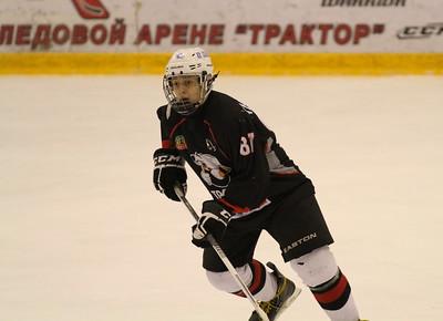 Трактор-1998 (Челябинск) - Автомобилист-1998 (Екатеринбург) 5:4. 9 ноября 2013