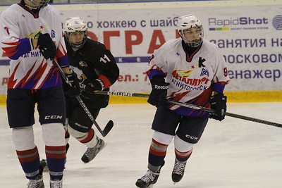 Трактор-1998 (Челябинск) - Металлург-1998 (Магнитогорск) 8:5. 16 февраля 2014