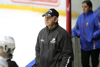 Главный тренер команды Трактор 1998 года рождения Владимир Глинкин дал интервью 74hockey.ru по итогам первых двух матчей чемпионата России